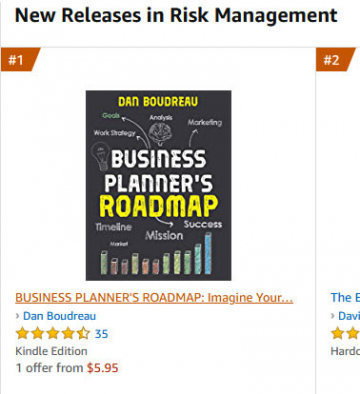 Business Planner's RoadMap eBook is Live